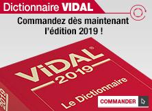 Le dictionnaire Vidal